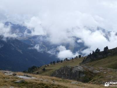 Andorra-País de los Pirineos; senderismo en la sierra de madrid ruta de los pescadores arenas de san